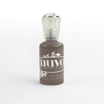 Nuvo Crystal - Gloss Dark Walnut